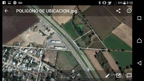 (crm-1621-1054)  terreno comercial venta a pie de carretera pedro escobedo, querétaro