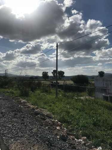 (crm-1621-1495)  terreno en venta a un costado del parque industrial de querétaro