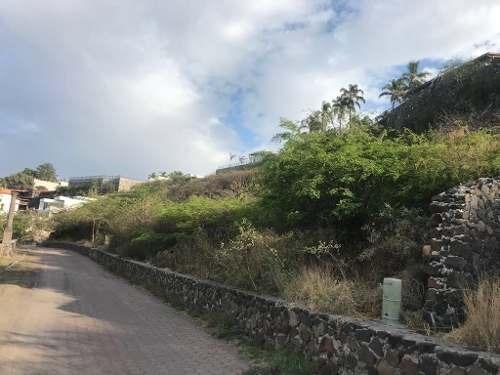 (crm-1621-1518)  kl / espectacular terreno con vista al lago, balcones juriquilla.