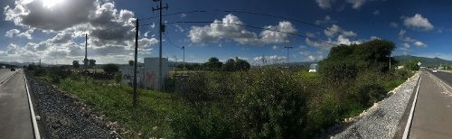 (crm-1621-1554)  gps/ gran terreno en venta a un costado del parque industrial de qro