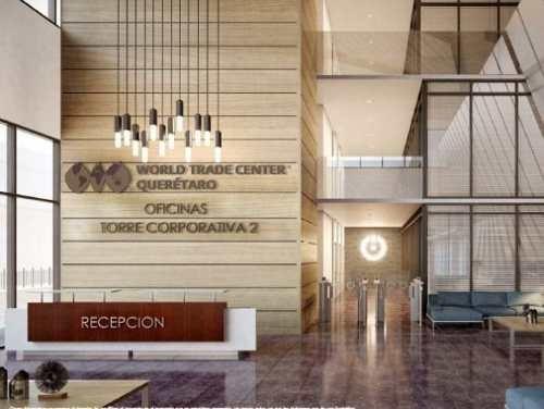 (crm-1621-1562)  gps/ oficinas en renta el wtc qro