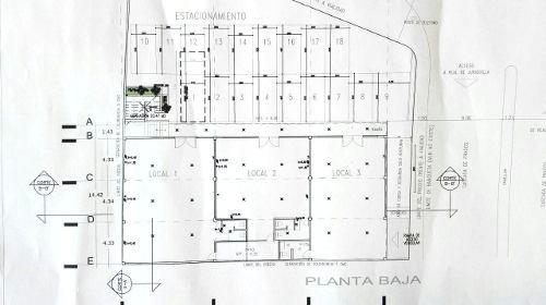 (crm-1621-1579)  gps/ local en renta en prados real de juriquilla querétaro