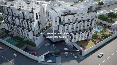 (crm-1621-1668)  vk/ departamento en preventa milenio iii 3 rec, sky villa, 2 niveles,