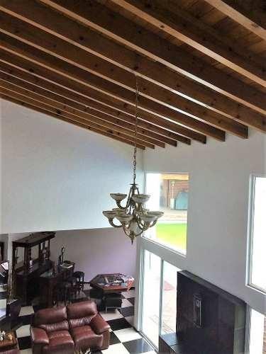 (crm-1621-1725)  vk/ casa en venta loma dorada. t-1195 c- 898, 4 recámaras