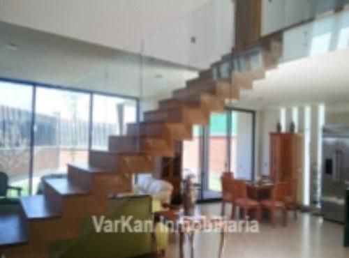 (crm-1621-1756)  vk/ casa en venta en real del bosque con recámara en pb