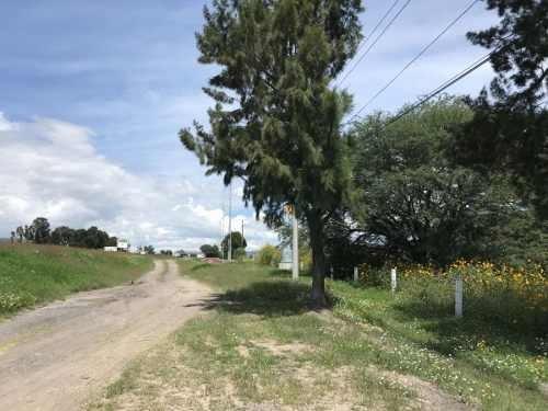 (crm-1621-1763)  kl/ terreno industrial sobre carretera qro-slp. parque industrial qro.