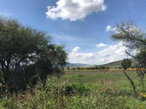 (crm-1621-1764)  kl/ terreno habitacional  y agrícola. montenegro, qro.