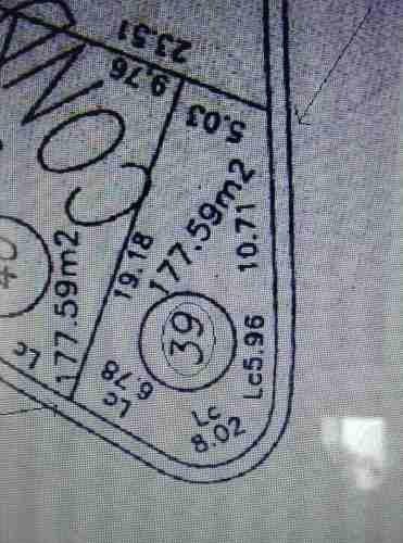 (crm-1621-1921)  gps/ terreno en venta en esquina, uso de suelo h4, milenio, qro.