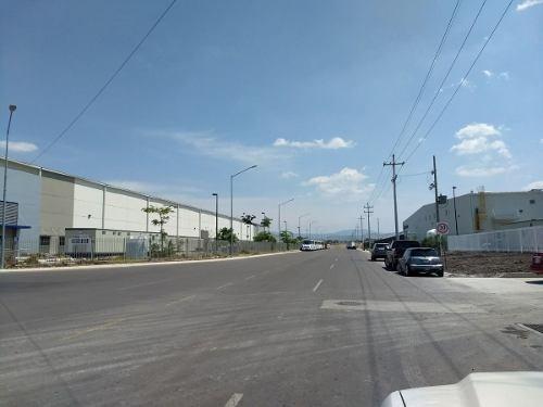 (crm-170-676)  venta de terreno industrial, parque, 28,654.96 m2