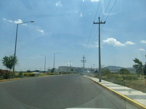 (crm-170-678)  venta de terreno industrial, parque   4,356.03 m2