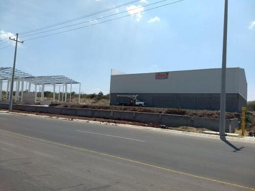 (crm-170-679)  venta de terreno industrial, parque  25,152.93 m2