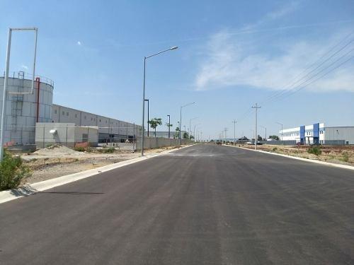 (crm-170-682)  venta de terreno industria, parque   47,569.31 m2
