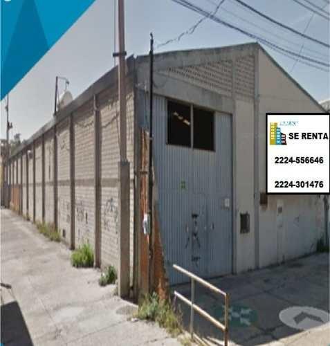 (crm-170-705)   renta de bodega, céntrica, 8,000 m2