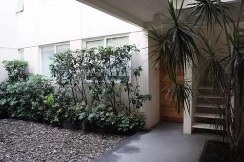 (crm-1984-334)  precioso departamento con terraza en venta en polanco