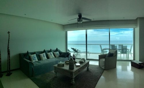 (crm-1984-354)  precioso departamento en península acapulco diamante
