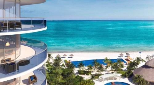 (crm-2438-120)  departamentos en preventa en puerto cancun