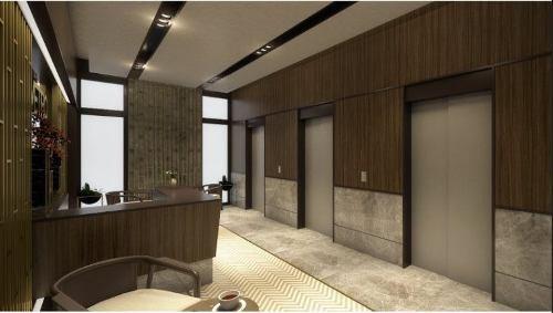 (crm-2438-226)  oficina - penthouse en preventa en zona contry