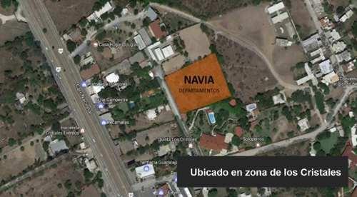 (crm-2438-85)  departamentos en venta en carrertera nacional