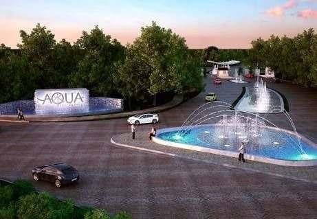 (crm-2658-1254)  terreno en venta en aqua cancún