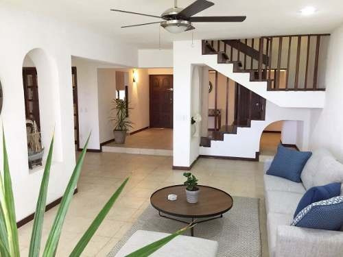 (crm-2658-1435)  casa en venta en cancun zona hotelera