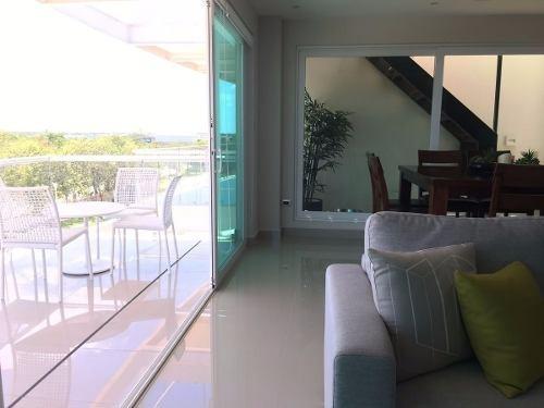 (crm-2658-1447)  departamentos en venta en lagos del sol cancún