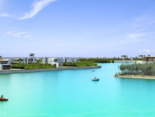 (crm-2658-1480)  terrenos en venta en lagos del sol cancún