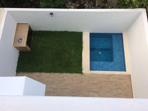 (crm-2658-1538)  casa en venta en arbolada cancún
