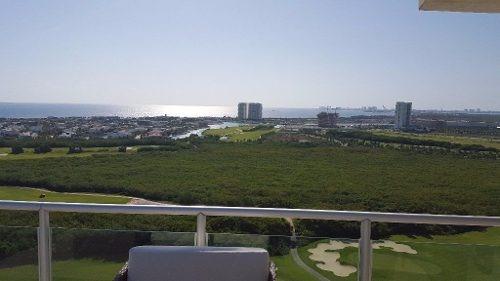 (crm-2658-1543)  departamentos en venta en puerto cancún