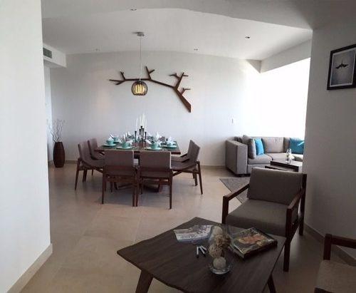 (crm-2658-1593)  departamento en renta en cancún