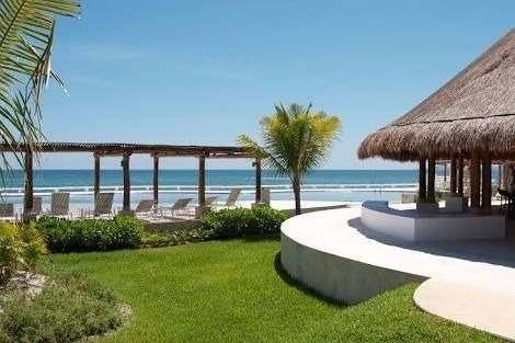 (crm-2658-1810)  departamento en amara renta en cancún frente al mar