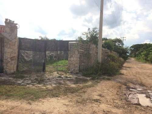 (crm-2658-1823)  terreno en venta en cancún
