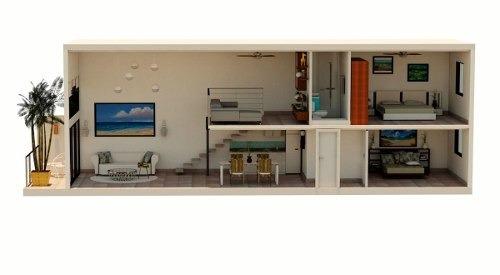 (crm-2658-1913)  departamento en venta en playa del carmen