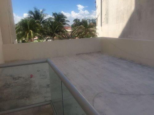 (crm-2658-2666)  departamento en venta en cancún zona hotelera