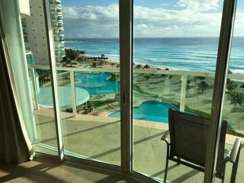 (crm-2658-2793)  departamento en venta en cancún zona hotelera