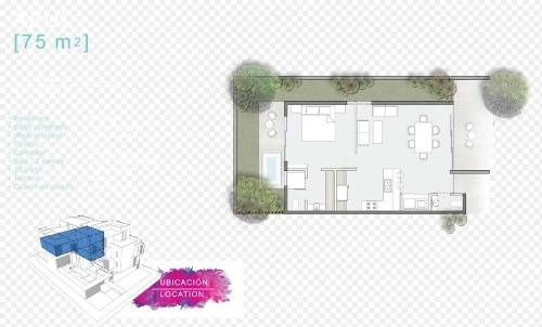 (crm-2658-2808)  departamento en venta en tulum