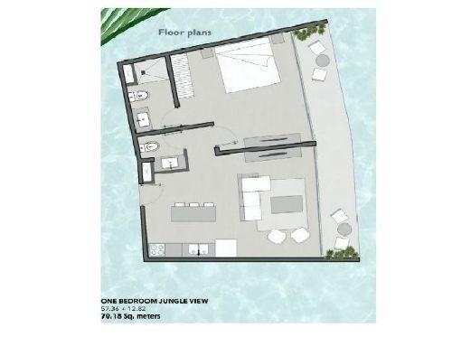 (crm-2658-2823)  departamento en venta en tulum