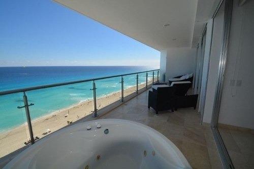 (crm-2658-2884)  departamento en venta en cancun zona hotelera