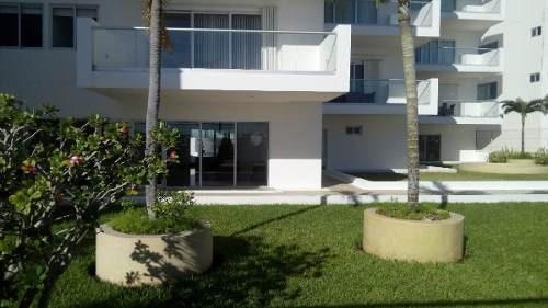 (crm-2658-2974)  departamento en venta en cancún centro