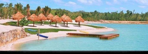 (crm-2658-3005)  terrenos en venta lagos del sol cancun