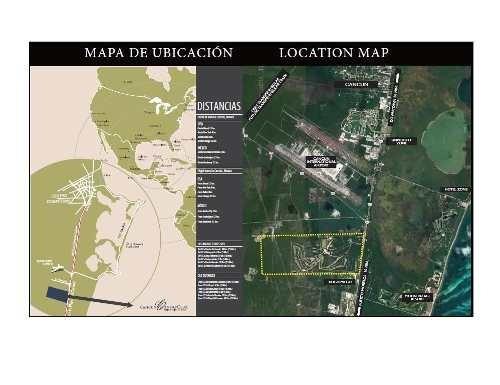 (crm-2658-3009)  terrenos en venta en cancun zona hotelera