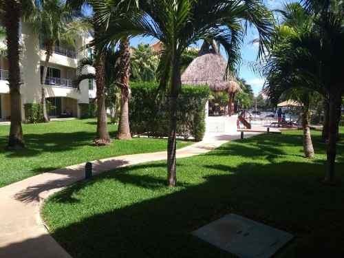 (crm-2658-3017)  departamentos en renta en isla dorada cancun