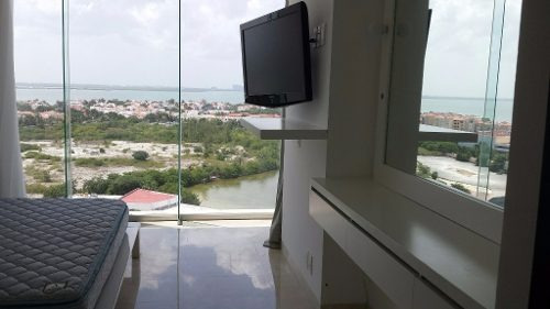 (crm-2658-311)  departamento en venta en cancún