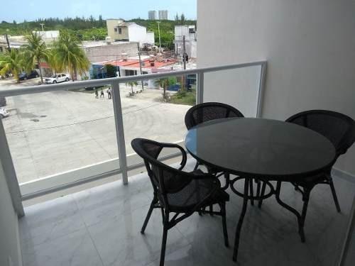 (crm-2658-3366)  departamentos en venta en cancun centro