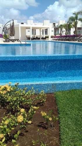 (crm-2658-3422)  casas en renta en cancun