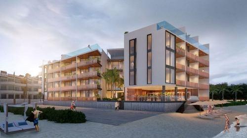 (crm-2658-3447)  departamento en venta en playa del carmen
