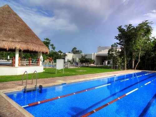(crm-2658-3479)  terrenos en venta  lagos del sol cancun
