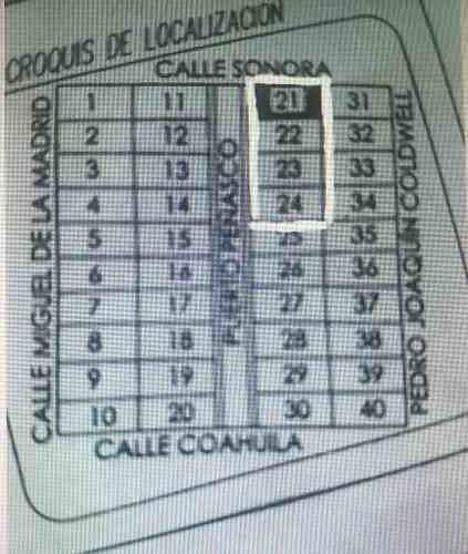(crm-2658-3676)  terrenos en venta en bonfil cancun