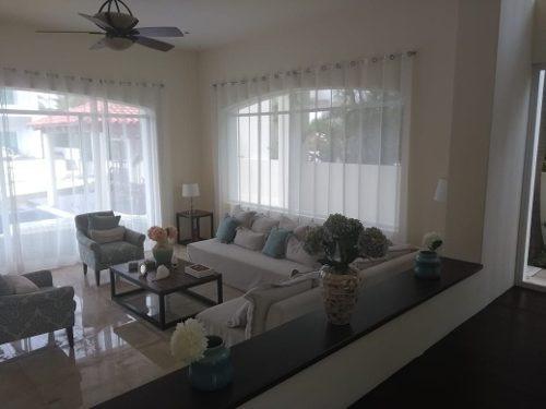 (crm-2658-3737)  casas en renta en isla dorada cancun
