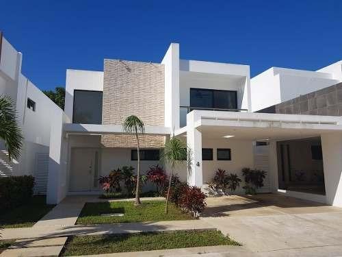 (crm-2658-3754)  casas en venta en cumbres cancun