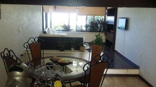 (crm-2658-378)  departamento en venta en cancún zona hotelera